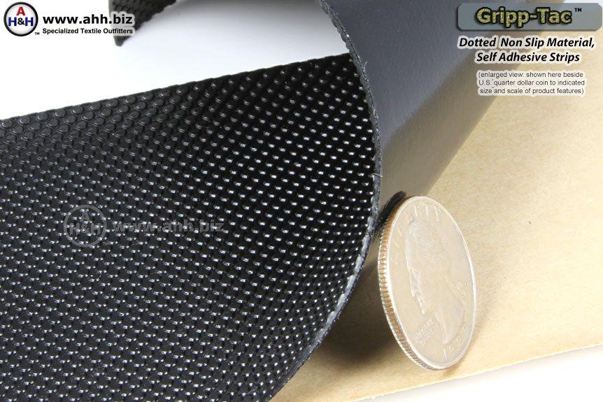 Gripp Tac Tm Dotted Non Slip Self Adhesive Strips