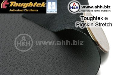 "Toughtek® Non-Slip ""Pigskin Stretch"", Fabric"