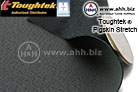 Toughtek® ''Pigskin Stretch'', Non-Slip Stretchable Fabric - Synthetic material, not made from animal products