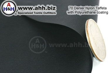 Nylon Taffeta 70 Denier Coated