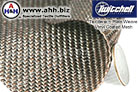 Textilene® Plain Weave commercial outdoor vinyl mesh for lawn chairs and patio furniture, with antimicrobial additives