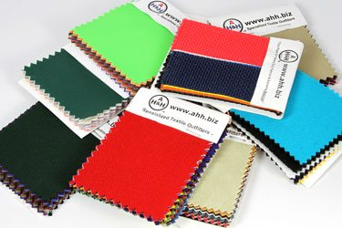 Fabric Color Swatch Books