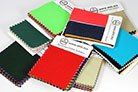 Material & Fabric Color Swatch Books