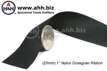 Nylon Gosgrain Ribbon 1 Inch