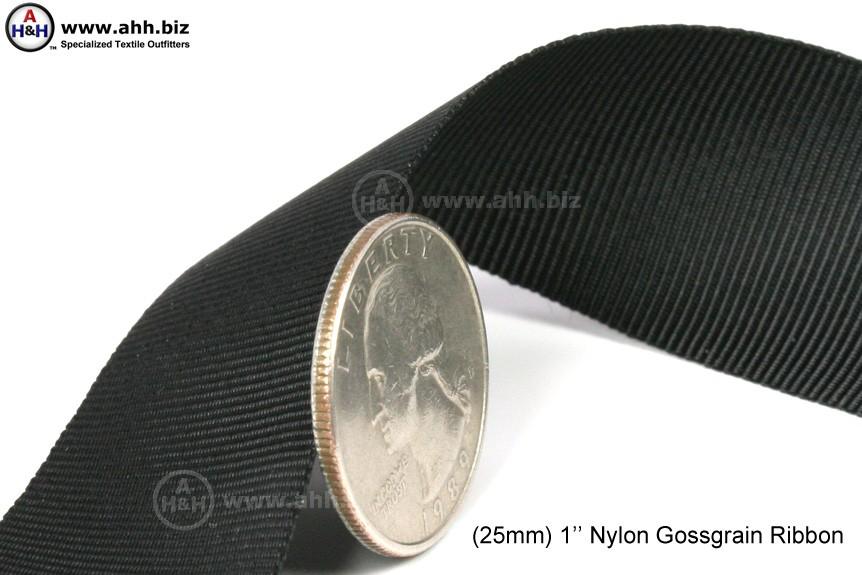 Nylon Grosgrain Ribbon 106