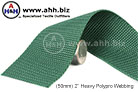 Heavy Nylon Webbing 1.50 Inches - shown as a roll of narrow fabric