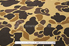 Camouflage Fabric: Autumn Tan on 1000D CORDURA® Nylon Fabric