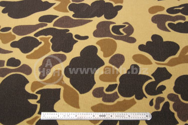 Universal III Digital Camo on 1000 D CORDURA® (Acid Washed) MILSPEC:  MIL-C-43734D, CL 2/3