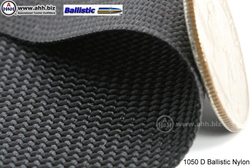 Ballistic Nylon Was An 70