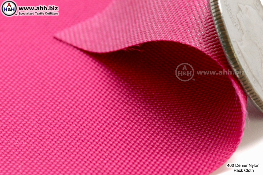 Heavy Duty Cloth : Nylon pack cloth ahh