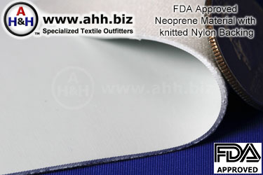 FDA approved Neoprene Material