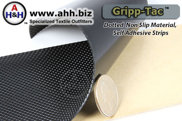 Gripp-Tac™ Dotted Non Slip, Self adhesive Strips