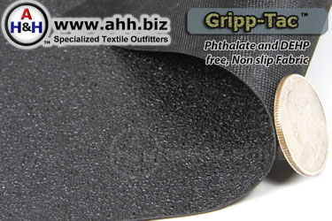 Gripp-Tac™ Phthalate and DEHP free non slip Fabric