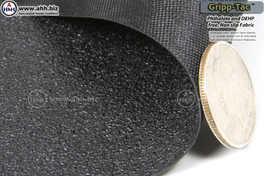 Gripp Tac Phthalate And Dehp Free Non Slip Fabric