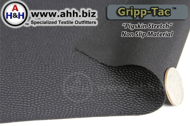 Slip-Not Pigskin Stretch Non Slip Fabric