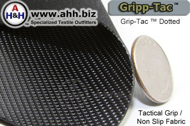 Slip-Not Dotted Grip Fabric
