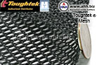 Toughtek® Non-Slip Rubberized Mesh Material with complex weave and multiple hole sizes to maximize surface area for more non slip capability