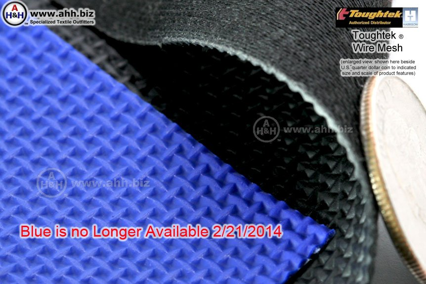 Toughtek 174 Neoprene Non Slip Fabric Quot Wire Mesh Quot Texture