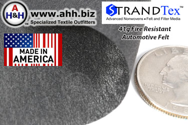 StrandTex™ Automotive  Felt