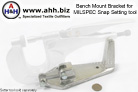 Bench Mount Bracket for MILSPEC Snap Setter tool