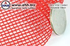 2.0mm Vinyl Coated Mesh in 13 Colors - A General Purpose Vinyl Coated Mesh Fabric
