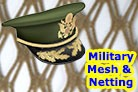 Camouflage Netting and other military specification mesh - Now in a separate section of our website