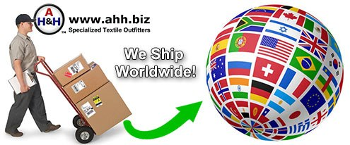 We ship Internationally! - Worldwide Shipping