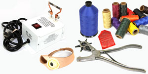 Sewing Tools for Heavy Fabric and Leather