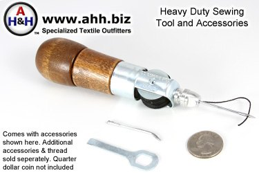 Heavy Duty Sewing Tool & Accessories