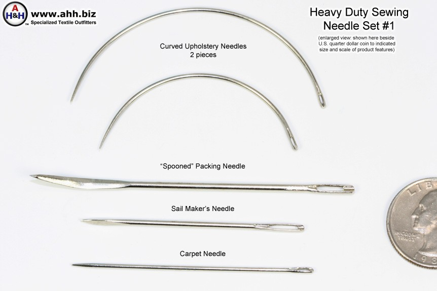 Heavy Duty Sewing Needle Assortment 1