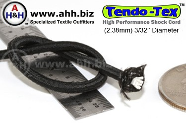 3/32 inch Shock Cord