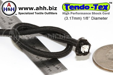 1/8 inch Shock Cord