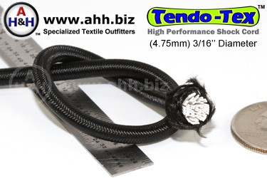 1/4 inch Shock Cord