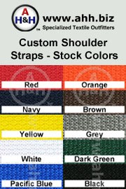Shoulder Strap is available in these colors