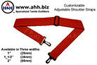 Replacement Adjustable shoulder straps for bags and luggage