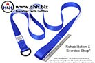 Rehabilitation & Exercise Strap - Consult a medical doctor or chiropractor before use