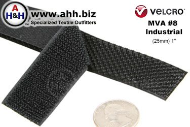 Velcro® MVA8 Industrial Grade 25mm (1″)(Sew-On)