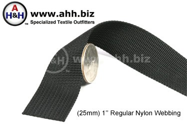 1 inch Regular Nylon Webbing