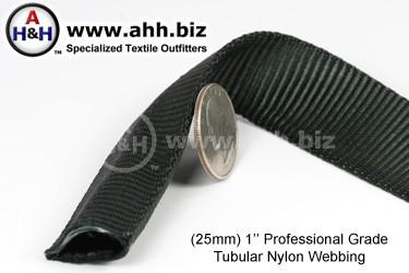 1 Inch Tubular Webbing Nylon