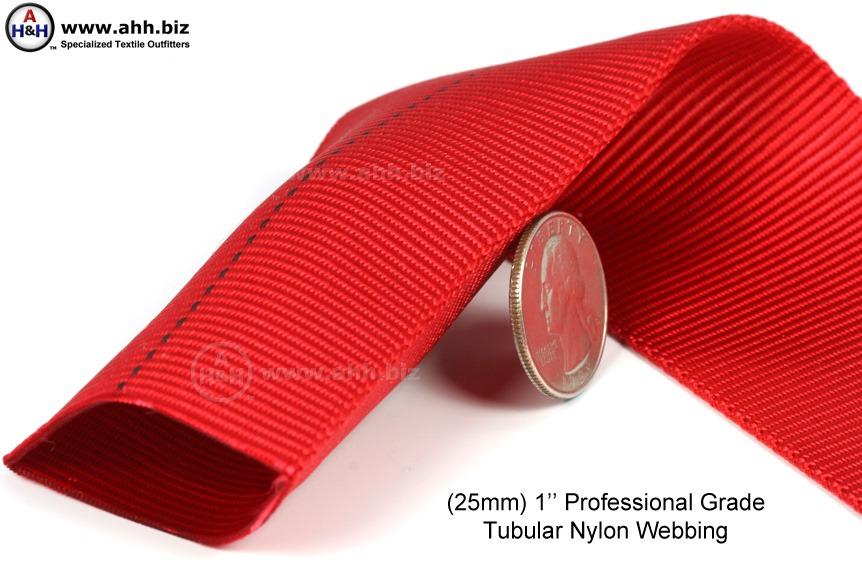 2 inch Tubular Nylon Webbing